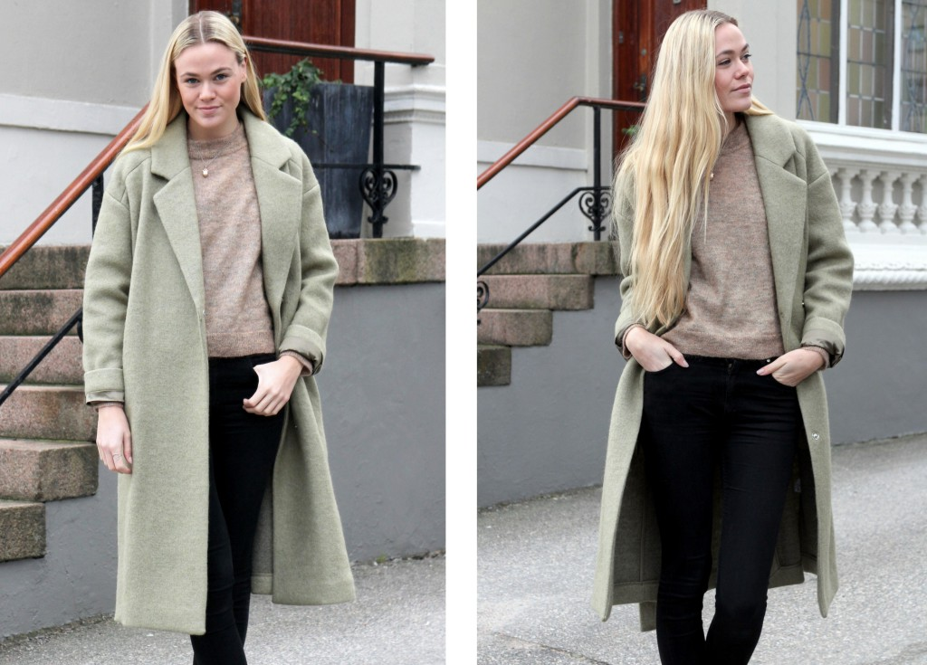Jeanett Olsen Designers Remix coat