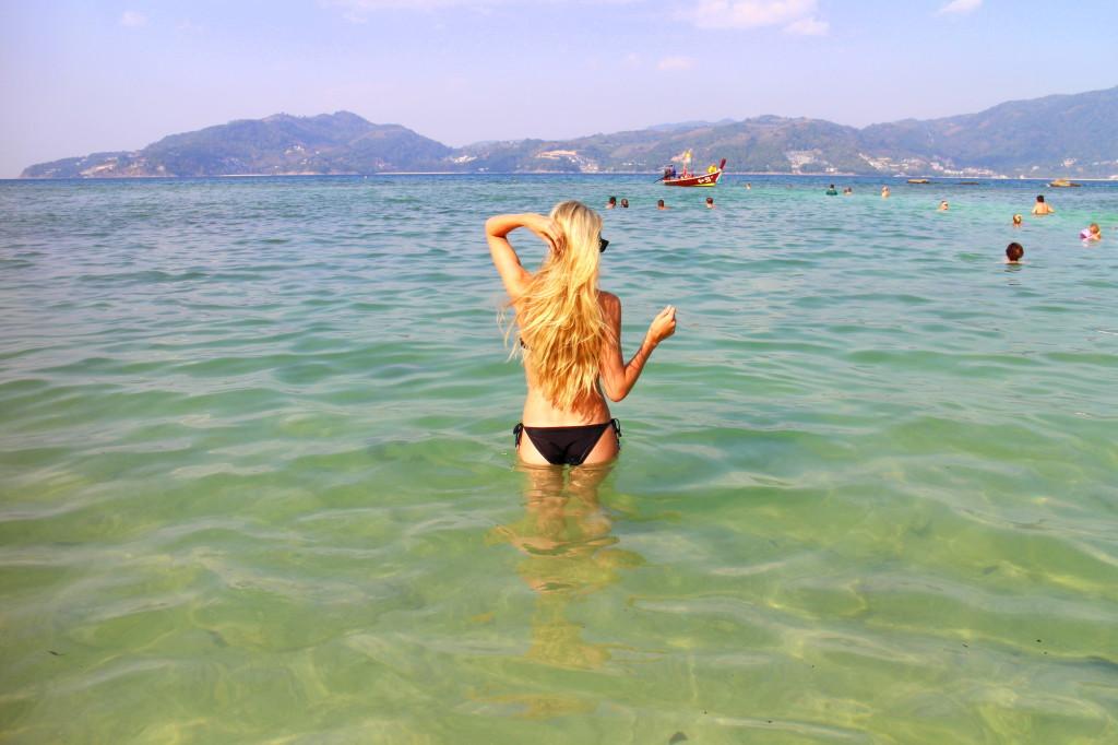 Jeanett olsen paradise beach