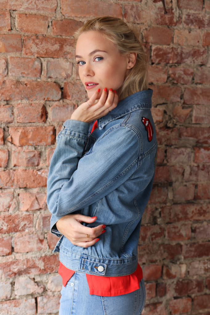 Jeanett Olsen_ Denim jacket