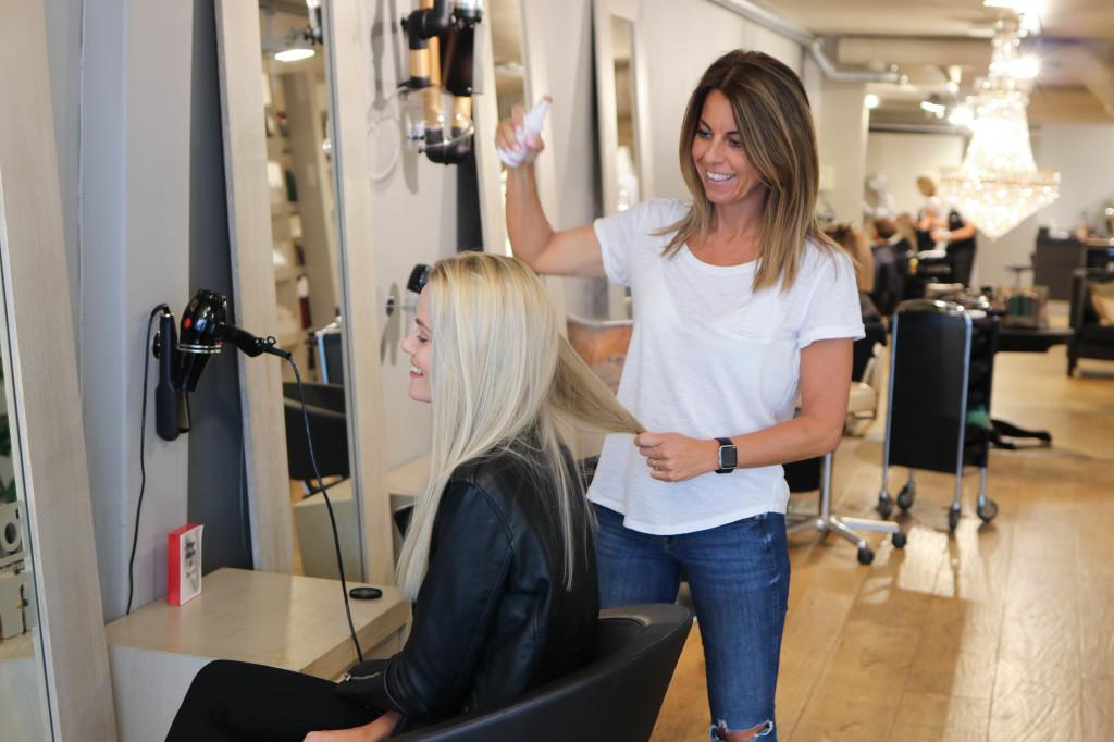 Jeanett Olsen, DUO frisører